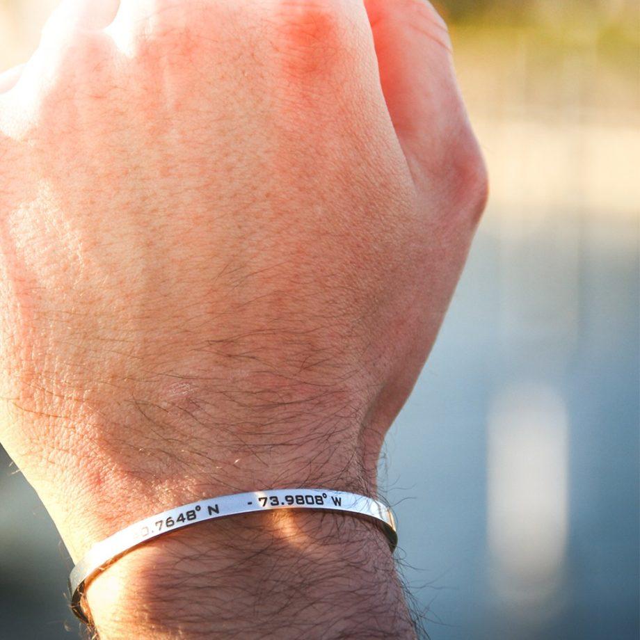 Koordinaten Armband