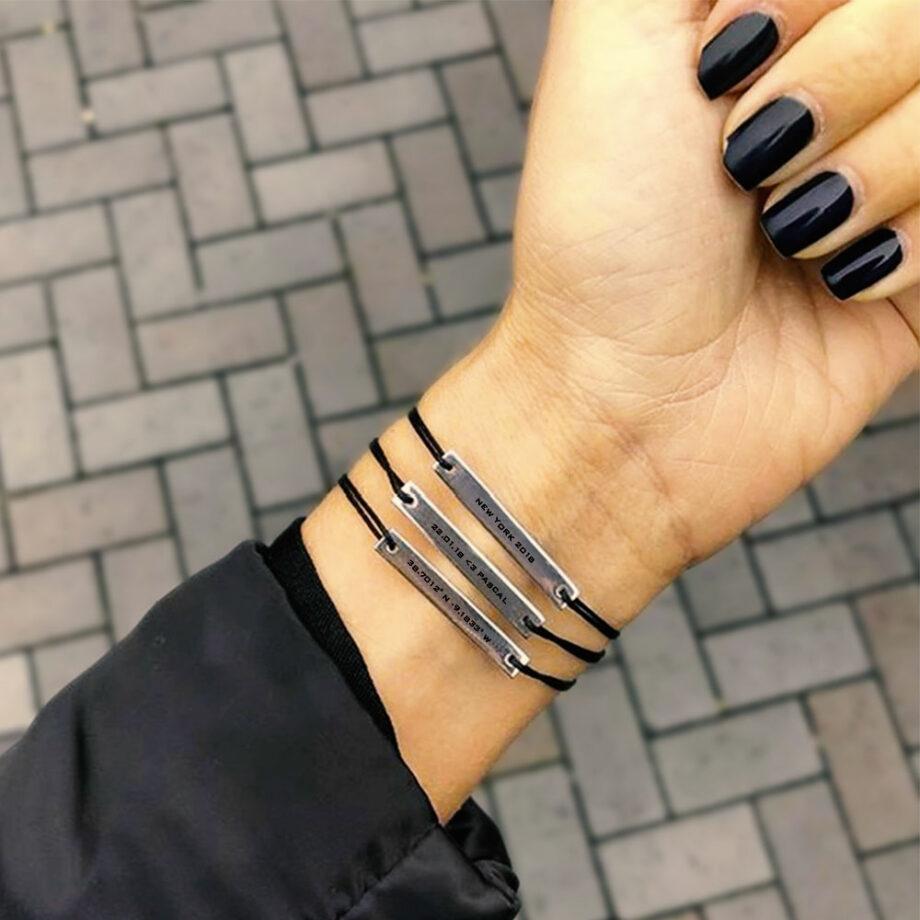 Schnur Armband
